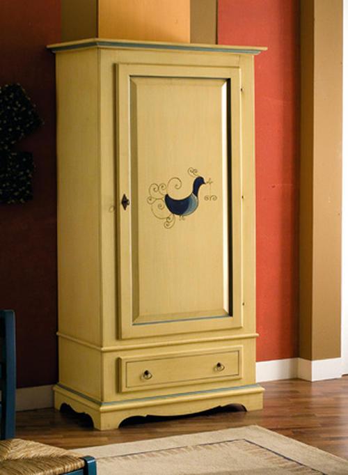 camerette bambino - vari colori - armadi angolari mod carillon