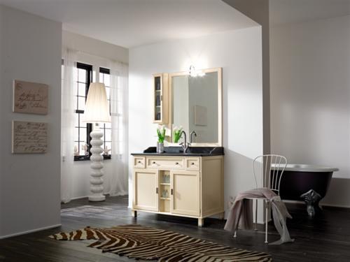 bagno classico - varie colorazioni - lavabo ceramica mod diderot