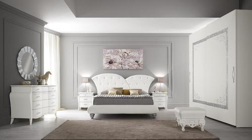 Camere moderne cristalli pianca presotto fimar - Imab group camere da letto ...