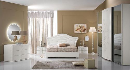 Camere moderne cristalli pianca presotto fimar compab calligaris bontempi le - Camera da letto spar prestige dimensioni ...