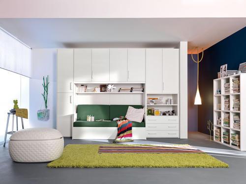 Camere moderne cristalli pianca presotto fimar for Camera da letto a ponte moderna