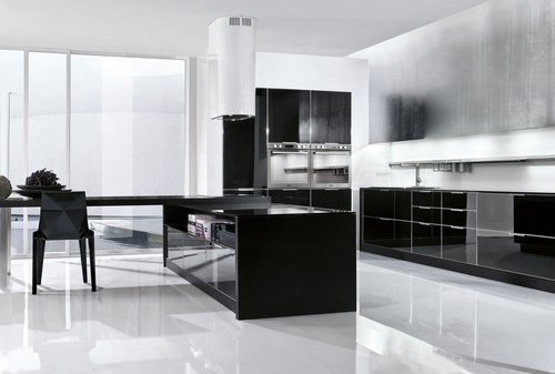 Cucine Moderne Laccate Lucide. Cucine Moderne Laccate Lucide Opache ...