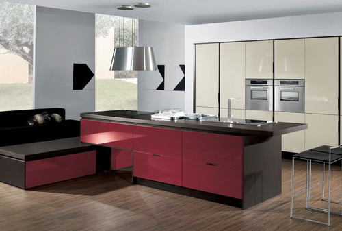 Awesome Cucine Moderne Laccate Gallery - Design & Ideas 2017 ...