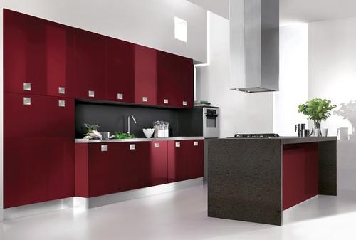 Piastrelle per cucina bianca beautiful cucine moderne nere lucide