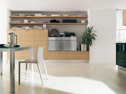 Cucine Moderne » Cucine Moderne Bianche Opache - Ispirazioni Design dell'architettura Moderna ...