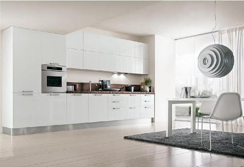 Beautiful cucine moderne bianche laccate ideas ideas - Cucine bianche moderne ...