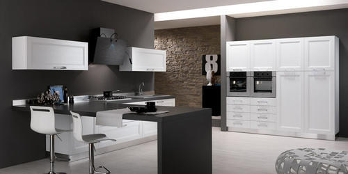 cucine moderne non laccate  triseb, Disegni interni