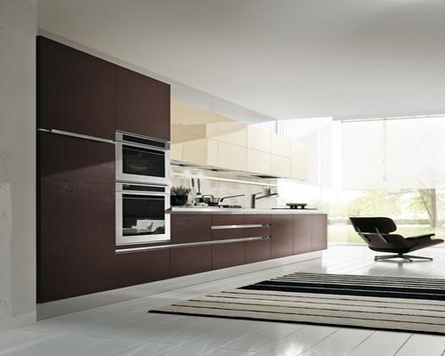Cucine Moderne Nere Opache: Cucine moderne laccate lucide opache laminato offerte.