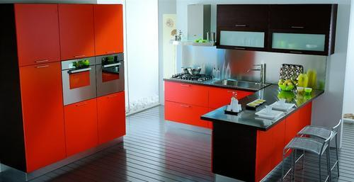 Cucine moderne laccate lucide opache laminato offerte design impiallacciate - Maniglie da cucina ...