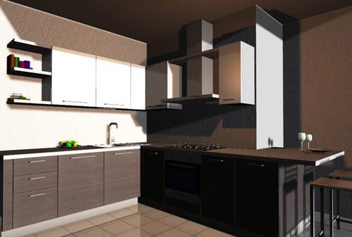 disegno esclusivo progettazione di interni arredamenti