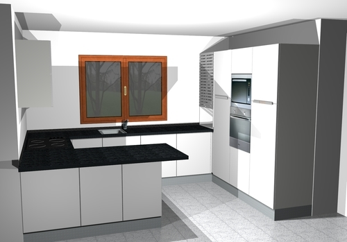 Disegno esclusivo progettazione di interni arredamenti a misura