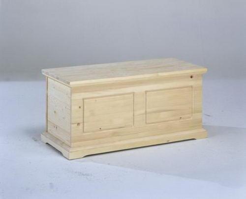 Lavori in legno di falegnameria a misura posa in for Cassapanca di legno