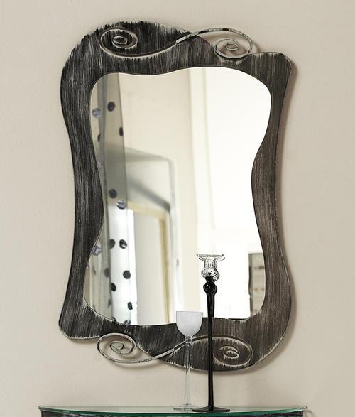 Ingressi classici primavera riflessi specchio for Specchio in ferro battuto