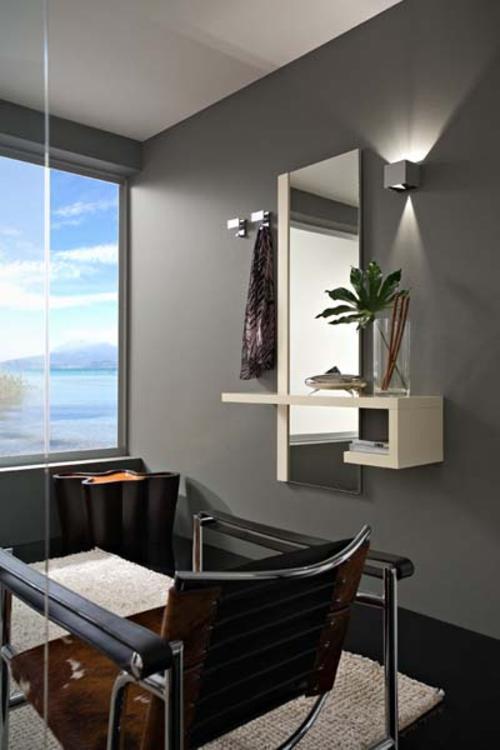 Ingressi moderni primavera riflessi specchio for Primavera mobili