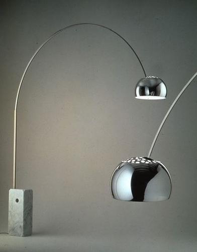 Lampade in stile moderne classiche vetro artemide e simili originali kartell mod arco - Lampade di design famose ...