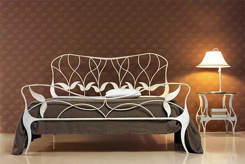Beautiful Letti Ferro Battuto Cosatto Contemporary - Amazing House ...