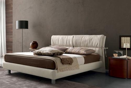Letti testate imbottiti in ferro battuto moderni classici ln legno contenitore box - Testate letto in ferro battuto prezzi ...