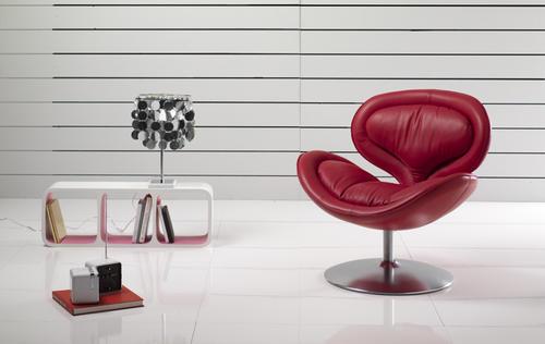 Poltrone Moderne Design : Vendita poltrone moderne imbottite in pelle tessuto nero