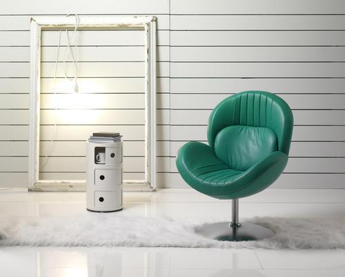 Vendita poltrone moderne imbottite in pelle tessuto nero bianco blu giallo verde - Poltrone moderne design ...