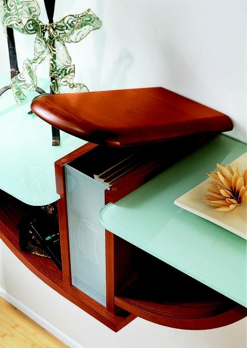 Promozioni divani poltrone sedie cucine for Scrittoio ciliegio moderno