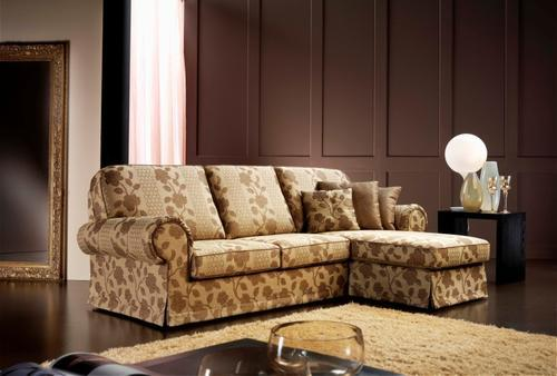 Cuscini per divani in legno rustici divani classici for Divani rustici