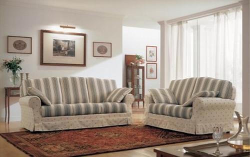 divani e salotti classici - imbottiti - Doimo - Piombini - in legno ...