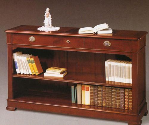 Soggiorni classici imitazioni in stile le fablier - Librerie da camera ...