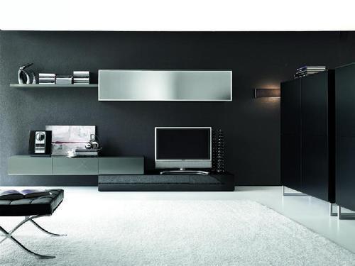 Camera da letto nero lucido ispirazione design casa for Piani di progettazione della casa 3d 4 camere da letto