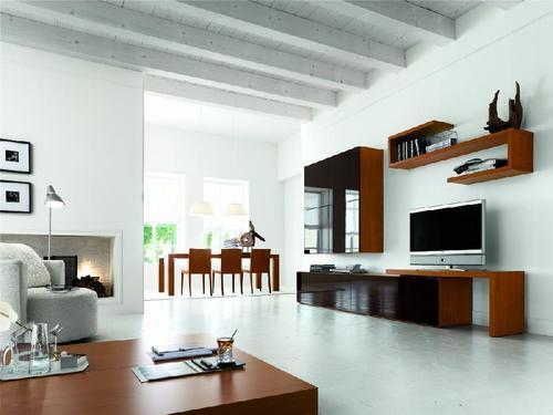 Soggiorni Moderni Componibili: Mobili per soggiorno moderno gruppo ...