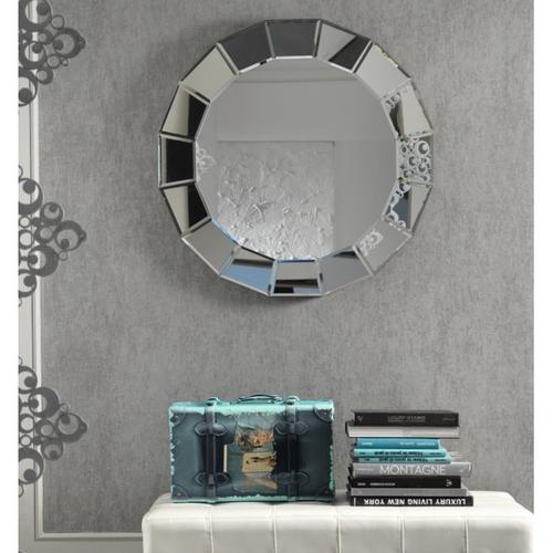Specchi e specchiere prodotti per arredamento lavorazione su misura bisellatura molatura - Specchi rotondi da parete ...