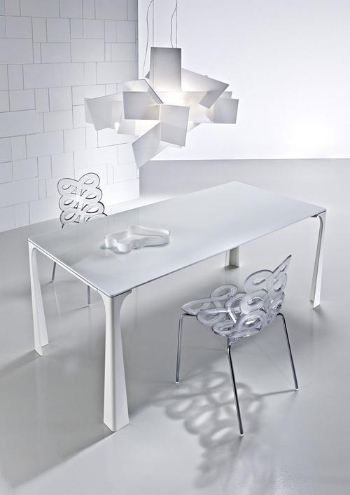 Vendita tavoli sedie moderni bar negozi casa for Sedie design grigie